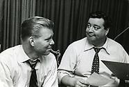 Gleason & Jack Lescoulie, 2 Gleason stories