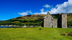 Lochranza Castle, Isle of Arran, Scotland<br /> <br /> (c) Andrew Wilson | Edinburgh Elite media