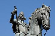 Statue of Felipe III
