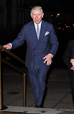 FEB 05 2014 Prince of Wales at British Asian Trust reception