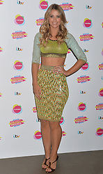 Pictured is Vogue Williams.<br /> Lorraine's High Street Fashion Awards 2014 at Vinopolis, London, UK.<br /> Wednesday, 21st May 2014. Picture by Ben Stevens / i-Images