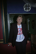 Glen Matlock, Biba after-show party organised by Quinessentially.  Royal Duchess Palace, 16 Mansfield Street, London W1. 19 September 2006.  ONE TIME USE ONLY - DO NOT ARCHIVE  © Copyright Photograph by Dafydd Jones 66 Stockwell Park Rd. London SW9 0DA Tel 020 7733 0108 www.dafjones.com