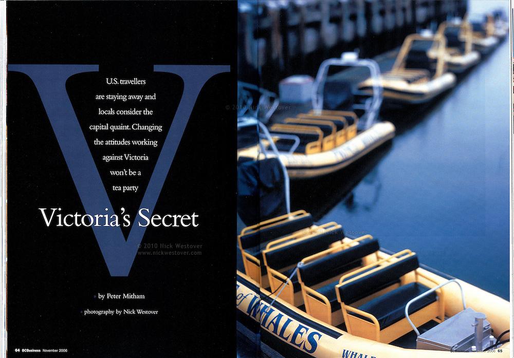 Victoria for BC Business magazine