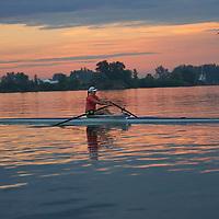 Hanlan Boat Club Toronto ON July 2016