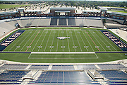 A general view of the Allen High School football stadium in Allen, Texas on August 24, 2016. &quot;CREDIT: Cooper Neill for The Wall Street Journal&quot;<br /> TX HS Football sponsorships