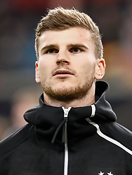 November 15, 2018 - Leipzig, Germany - Timo Werner of Germany looks on during the international friendly match between Germany and Russia on November 15, 2018 at Red Bull Arena in Leipzig, Germany. (Credit Image: © Mike Kireev/NurPhoto via ZUMA Press)