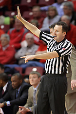 Brad Gaston referee photos