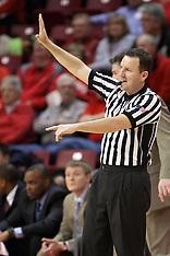 Brad Gaston referee photos