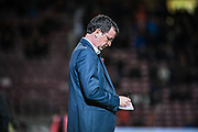 Bradford City Manager Gary Bowyer before the EFL Sky Bet League 2 match between Bradford City and Port Vale at the Utilita Energy Stadium, Bradford, England on 22 October 2019.