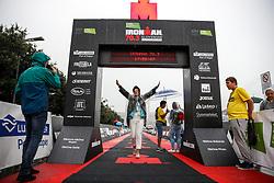 Pia Dujic Vrtacnik at Ironman 70.3 Slovenian Istra 2019, on September 22, 2019 in Koper / Capodistria, Slovenia. Photo by Matic Klansek Velej / Sportida