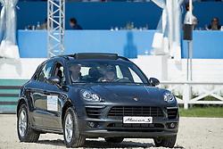 Klaphake Laura, (GER)<br /> CSI2* Grand Prix Prijs Porsche<br /> Knokke Hippique CSI 5* -Knokke 2016<br /> © Hippo Foto - Dirk Caremans<br /> 03/07/16