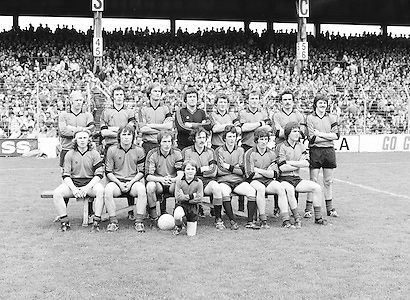All Ireland Senior Football Semi Final - Dublin v Down..20.08.1978  20th August 1978