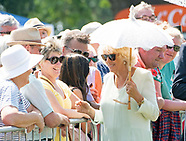 Prince Charles & Camilla At Flower Show
