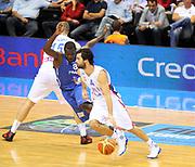 DESCRIZIONE : Equipe de France Homme Euro Lituanie a Siauliai 2011<br /> GIOCATORE : Kahudi Charles Teodosic Milos<br /> SQUADRA : France Homme <br /> EVENTO : Euro Lituanie 2011<br /> GARA : France Serbie<br /> DATA : 05/09/2011<br /> CATEGORIA : Basketball France Homme<br /> SPORT : Basketball<br /> AUTORE : JF Molliere FFBB FIBA<br /> Galleria : France Basket 2010-2011 Action<br /> Fotonotizia : Equipe de France Homme <br /> Euro Lituanie 2011 a Siauliai <br /> Predefinita :