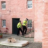 Coupar Angus Incident