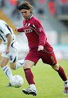 "Rolando Bianchi (Reggina)<br /> Italian ""Serie A"" 2006-07 <br /> 12 November 2006 (Match Day 11)<br /> Siena-Reggina (0-1)<br /> ""Artemio Franchi"" Stadium-Siena-Italy<br /> Photographer Luca Pagliaricci INSIDE"