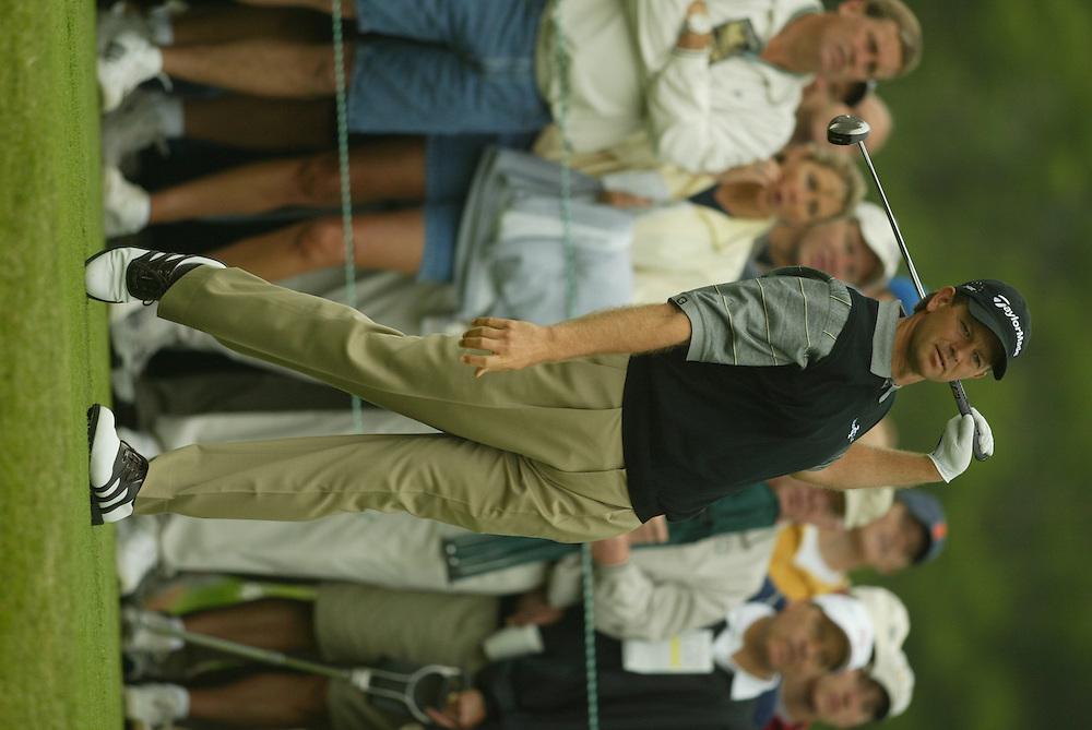 Retief Goosen..2003 U.S. Open..First Round..Olympia Fields CC..Chicago, IL..Thursday June 12 2003..photograph by Darren Carroll