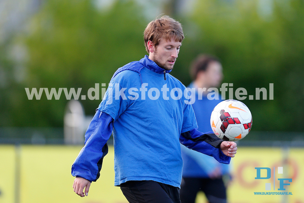 SNEEK , 13-05-2014, training ONS Boso Sneek, Jacob Noordmans .<br /> <br /> foto: Henk Jan Dijks