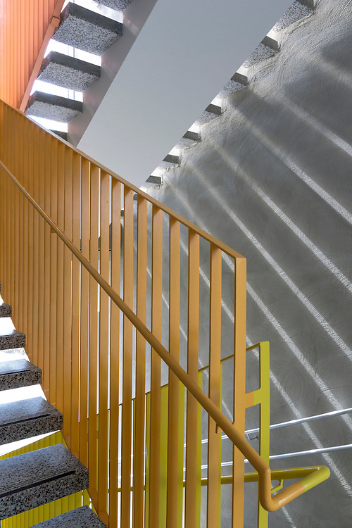 Mårtensbron koulu - Mårtensbro school in Espoo, Finland designed by Playa architects.