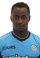 Ibrahima Tandia during the during photoshooting of Tours FC for new season 2017/2018 on October 5, 2017 in Tours, France<br /> Photo : Tours FC / Icon Sport
