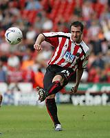 Fotball<br /> Sheffield United v Coventry<br /> Foto: imago/Digitalsport<br /> NORWAY ONLY<br /> <br /> 27.08.2005 <br /> <br /> David Unsworth (Sheffield United)