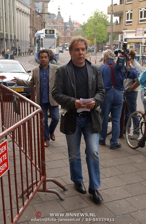 Uitreiking Bert Haantra Oeuvreprijs 2004, Maarten Spanjer
