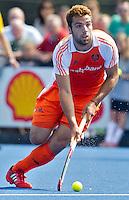 UTRECHT - Valentin Verga van Nederland, zaterdag tijdens de  hockey interland tussen de mannen van Nederland en Duitsland (4-2). COPYRIGHT KOEN SUYK