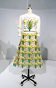 Inside the Manus x Machina: Fashion in an Age of Technology exhibit press preview in The Costume Institute at The Metropolitan Museum of Art in New York City, New York on May 2, 2016.