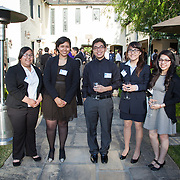 Getty House - Latino Rhodes Scholars 4.8.14
