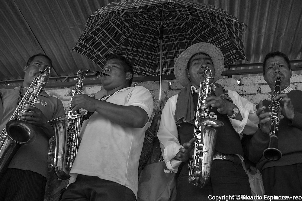 Fotografías de rodeo el el pueble Mixteco de Tlaxiaco, Oaxaca