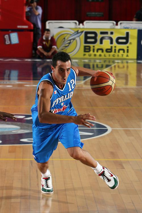DESCRIZIONE : Rieti Torneo Internazionale Lazio 2006<br /> GIOCATORE : Ghiacci<br /> SQUADRA : Italia<br /> EVENTO : Rieti Torneo Internazionale Lazio 2006<br /> GARA : Italia Venezuela<br /> DATA : 20/06/2006 <br /> CATEGORIA : <br /> SPORT : Pallacanestro <br /> AUTORE : Agenzia Ciamillo-Castoria/E.Castoria<br /> Galleria : FIP Nazionale Italiana<br /> Fotonotizia : Rieti Torneo Internazionale Lazio 2006<br /> Predefinita :
