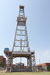oil well in Oklahoma