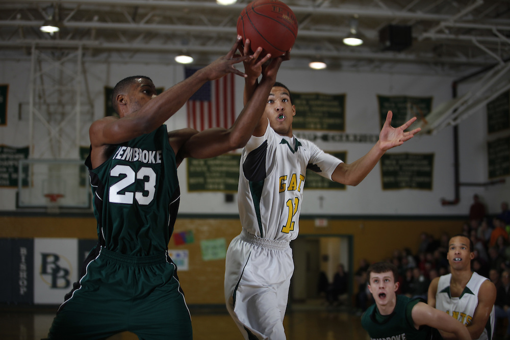 Pembroke High School versus Bishop Brady High School, Concord New, Hampshire.<br />