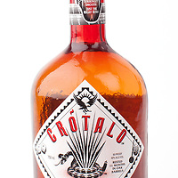 Crotalo reposado -- Image originally appeared in the Tequila Matchmaker: http://tequilamatchmaker.com