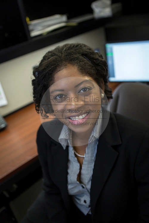Portraits of American Pension employees in North Charleston, SC. (photo by Richard Ellis)