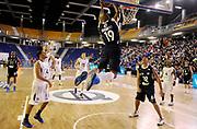 DESCRIZIONE : Vigevano LegaDue All Star Game Eurobet 2013 Est Ovest<br /> GIOCATORE : Justin Ray Giddens<br /> SQUADRA : Est<br /> EVENTO : LegaDue All Star Game Eurobet 2013<br /> GARA :  All Star Game Eurobet 2013 Est Ovest<br /> DATA : 03/02/2013<br /> CATEGORIA : Schiacciata Commercial<br /> SPORT : Pallacanestro<br /> AUTORE : Agenzia Ciamillo-Castoria/A.Giberti<br /> Galleria : LegaDue All Star Game Eurobet 2013<br /> Fotonotizia : Vigevano LegaDue All Star Game Eurobet 2013 Est Ovest <br /> Predefinita :