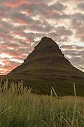 Taken in west-Iceland Grundarfjordur Kirkjufell