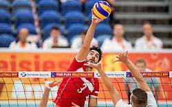 23-09-2016 NED: EK Kwalificatie Turkije - Wit Rusland, Koog aan de Zaan<br /> Turkije had het vrij lastig in de eerste wedstrijd tegen Wit Rusland maar blijven meedoen voor het EK ticket / Faik Samed Gunes