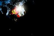 September 3-5, 2015 - Italian Grand Prix at Monza: Ferrari flags