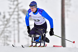 RAD Taras, UKR, LW12 at the 2018 ParaNordic World Cup Vuokatti in Finland