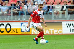 09-08-2009 VOETBAL: FC UTRECHT - WILLEM II: UTRECHT<br /> Utrecht wint met 1-0 van Willem II / Kevin Vandenbergh<br /> &copy;2009-WWW.FOTOHOOGENDOORN.NL