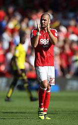 Pajtim Kasami of Nottingham Forest - Mandatory by-line: Jack Phillips/JMP - 06/08/2016 - FOOTBALL - The City Ground - Nottingham, England - Nottingham Forest v Burton Albion - EFL Sky Bet Championship