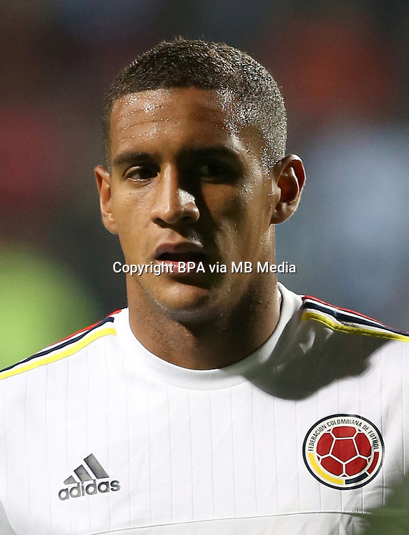 Fifa Men&acute;s Tournament - Olympic Games Rio 2016 - <br /> Colombia National Team - <br /> Cristian Bonilla