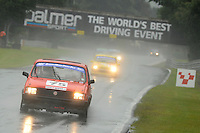 #75 Stephen Williams MG Metro Turbo during the MGCC Drayton Manor Park MG Metro Cup at Oulton Park, Little Budworth, Cheshire, United Kingdom. September 03 2016. World Copyright Peter Taylor/PSP.
