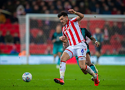 STOKE-ON-TRENT, ENGLAND - Saturday, January 25, 2020: Stoke City's Danny Batth during the Football League Championship match between Stoke City FC and Swansea City FC at the Britannia Stadium. (Pic by David Rawcliffe/Propaganda)