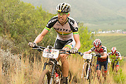 Philip Buys of Team SCOTT-Odio MTB racing during stage 1 of the 2014 Absa Cape Epic Mountain Bike stage race held from Arabella Wines in Robertson, South Africa on the 24 March 2014<br /> <br /> Photo by Greg Beadle/Cape Epic/SPORTZPICS
