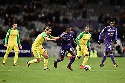 January 17, 2018 - Toulouse, France - Somalia (tfc) vs Rene Krhin  (Credit Image: © Panoramic via ZUMA Press)