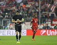Bayern Munich v Juventus 160316
