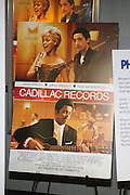 "Atmosphere at the ' Cadillac Records' premiere at held at AMC Broadway 19th Street on Decemeber 1, 2008 in NYC..In this tale of sex,, violence, race, and rock and roll in the 1950's Chicago, 'Cadillac Records"" follows the exciting but turbulent lives of some America's musical legends including Muddy Waters, Leonard Chess, Little Walter, Howlin' Wolf, Chuck Berry and Etta James."