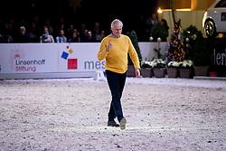 WITTIG Wolfram<br /> Frankfurt - Festhallen Reitturnier 2018<br /> Auszeichnung Reitmeister<br /> 15. Dezember 2018<br /> © www.sportfotos-lafrentz.de/Stefan Lafrentz